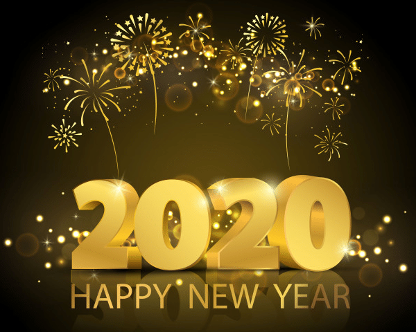 Images of Happy New Year 2020 1 - Bonne Année 2020